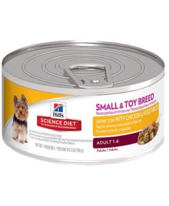 Small Dog Food