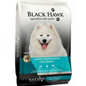 Healthy Dog Food Products Black Hawk Fish & Potato Adult
