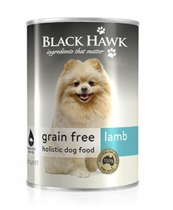 Online Dog Food Black Hawk Grain Free Lamb Adult