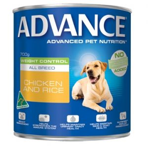 Best Dog Food Online Weight Control Can (Chicken + Rice) 700g
