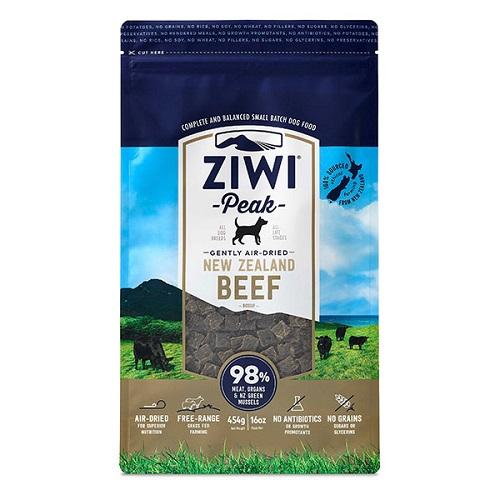 ZiwiPeak Air Dried Beef Dog Food