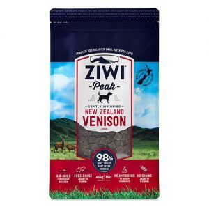 ZiwiPeak Venison Air Dried Dog Food