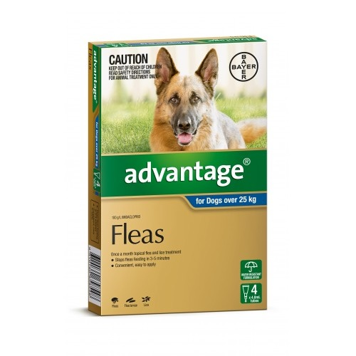 Advantage for Dogs - Best Online Pet Store