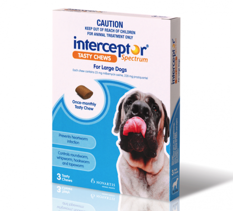 Interceptor large dog - Best All Natural Dog Food