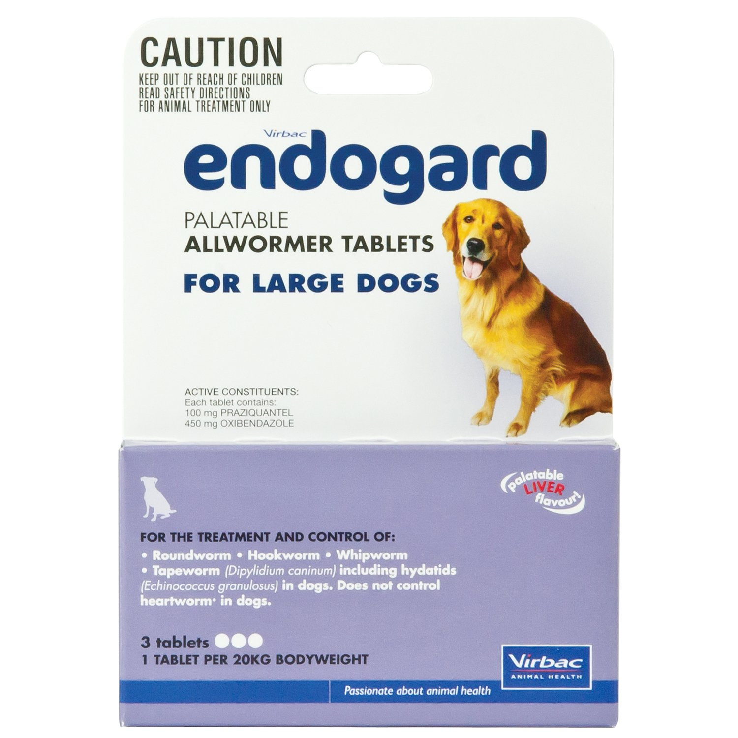 Endogard Large Dog 20kg - Online Shopping For Dogs