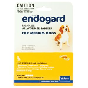 Endogard Medium Dog - Best Online Pet Store