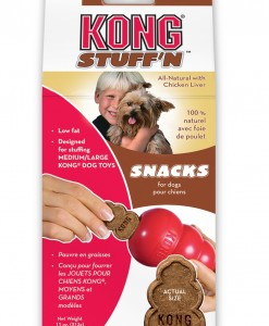 Kong Stuff'n Liver Snacks Large - Extra Healthy Dog Treats