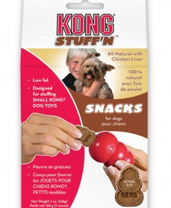 Kong Stuff'n Liver Snacks Small - Kong Stuff'n Liver Snacks Large - Extra Healthy Dog Treats