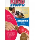 Kong Stuff'n Peanut Butter Snacks Large - Weight Control Dog Treats