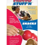 Kong Stuff'n Peanut Butter Snacks Large - Weight Control Dog Treats
