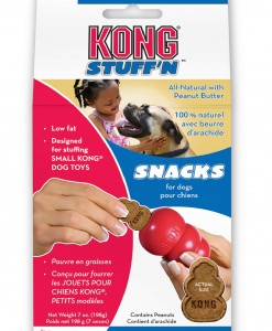 Kong Stuff'n Peanut Butter Snacks - All Natural Dog Health Treats