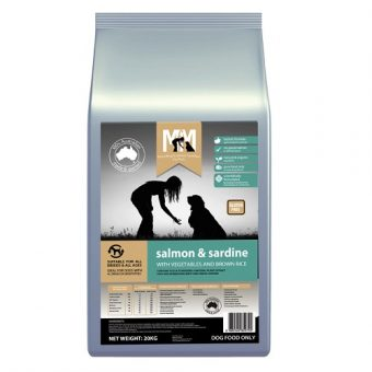 M5158 - MFM SALMON AND SARDINE 20KG 500x500 Web - Online Dog Food
