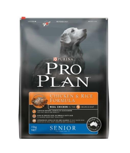 Pro Plan Adult Senior Dog Food