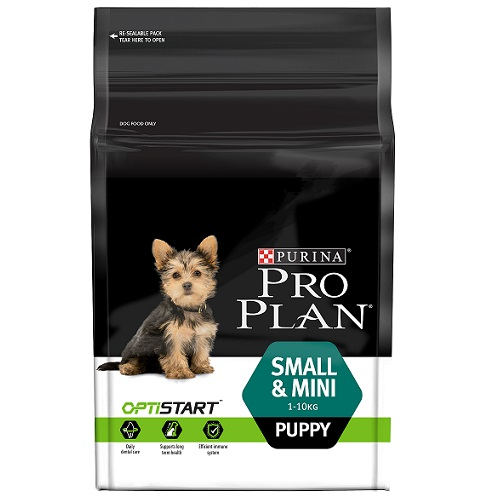 PP145_3D_OptiStart_Small&Mini_Puppy_2.5KG_F_Ecommerce.Best Dog Food Online
