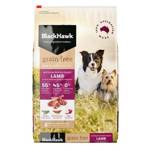 Black Hawk Adult Lamb Grain Free Dog Food