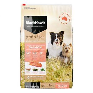 Black Hawk Grain Free Salmon Dog Food
