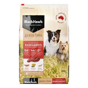 Black Hawk Adult Wild Kangaroo Grain Free