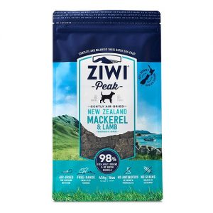 ZiwiPeak Mackerel & Lamb Air Dried Dog Food