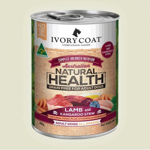 Ivory Coat Lamb & Kangaroo Stew